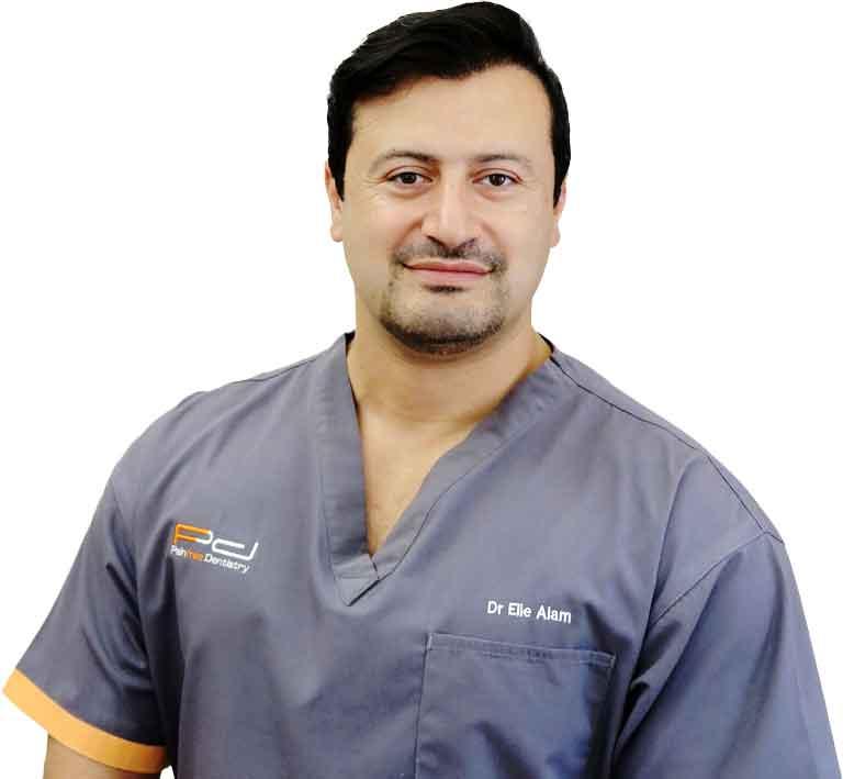 Dr Elie Alam Dentist Parramatta